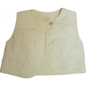La Petite Ourse 19040 Sample  Ivory Waistcoat