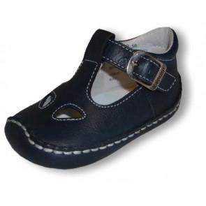 Naturino 90443 Pulcino Navy Pram Shoe