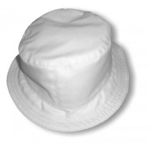 Sarah Louise 605P White Sun Hat