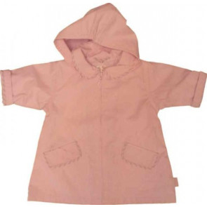 La Petite Ourse 23643 Sample  Pink Hooded Jacket