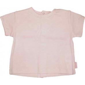 La Petite Ourse 23618 Sample  Pink/White Stripe Top