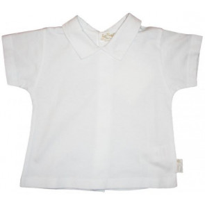 La Petite Ourse 23893 White Cotton Top