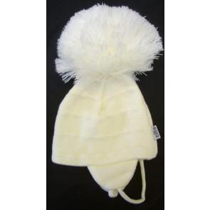 Satila PRANCE Huge Pom Hat CREAM