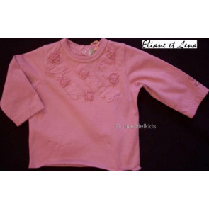 Eliane et Lena 24914 Raspberry Top