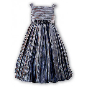 Sarah Louise 070 6731 Puffball Dress BLUE