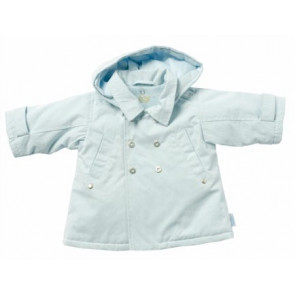 La Petite Ourse 25699 Newborn Sample  Blue Jacket  WAS £61.99 NOW £15.99