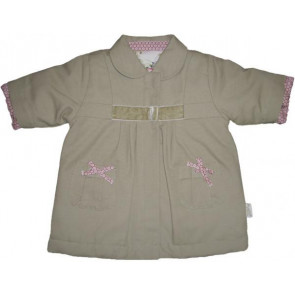 La Petite Ourse 26271 Sample Khaki Coat RAGDOLL