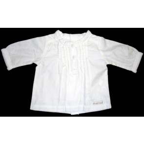 La Petite Ourse 26290  Sample White Blouse HERITAGE