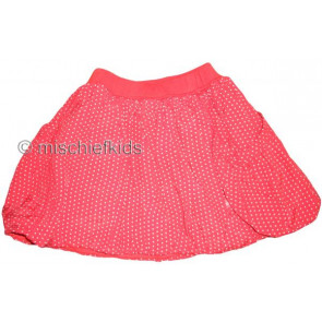 Eliane et Lena 26746 Sample Red Spot Skirt CAMPBELL