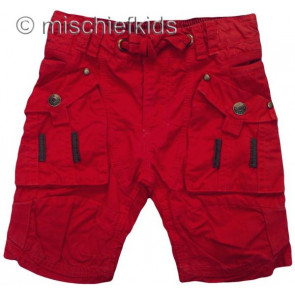 Eliane et Lena 27755 One Up Sample Red Shorts MR CORTO