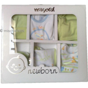 Mayoral 28399 Boys 6 Piece Gift Set