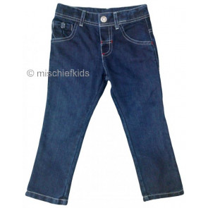 Mayoral 28584 Girls 2yr Sample Dark Denim Jeans