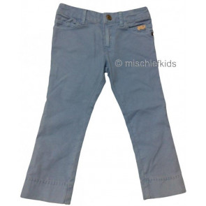 Mayoral 28619 Girls 2yr Sample Blue Denim Jeans