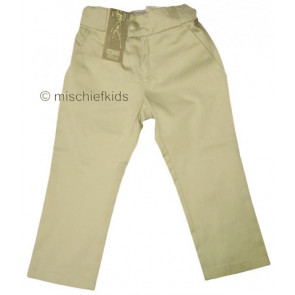 Mayoral 28657 Girls 2yr Sample Beige Trousers