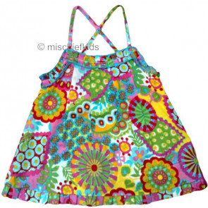 Mayoral 28697 Girls 2yr Sample Multi Print Top