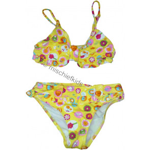 Mayoral 28738 Girls 2yr Sample Lemon Fruit Birdy Bikini