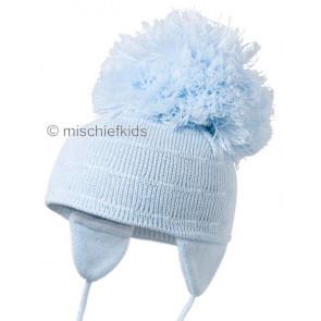 Satila PRANCE Huge Pom Hat BLUE