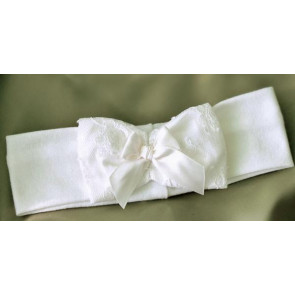 Angels and Fishes AMELIE MARIA CHLOE Ivory Headband