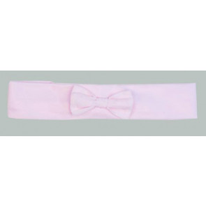 Emile et Rose 4629 ALBA Pink Cotton Bow Hairband Headband
