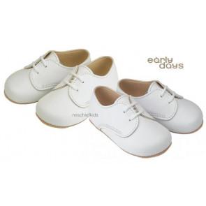 Early Days THOMAS Leather Gibson Pram Shoe