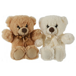 TOY SNUGGLE Teddy Bear 5 inch Cream or Beige