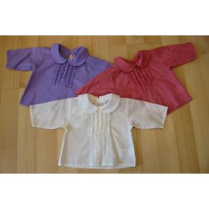 La Petite Ourse 60024 Sample  Soft Lilac Blouse