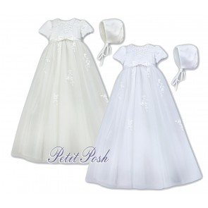 Sarah Louise 090065 Communion Dress Ankle Length