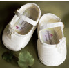 Angels and Fishes ANGEL and SPIRIT FAIRY Ivory Pram Shoe