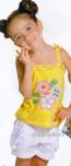 Mayoral 28701 Girls 2yr Sample Lemon Sun Top